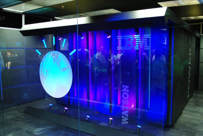 Apple, iPad, IBM, Sesame, Watson, Artificial intelligence, machine intelligence