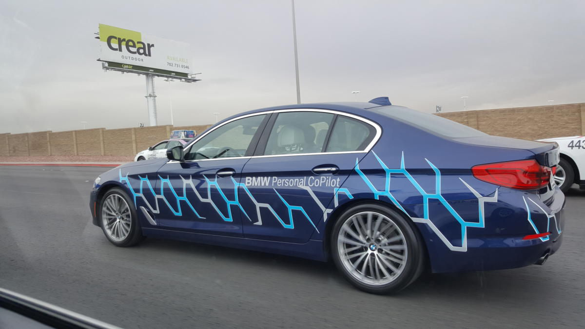 The Microsoft/BMW IoT Open Manufacturing Platform might not be so open
