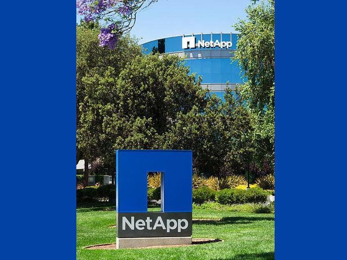 NetApp founded