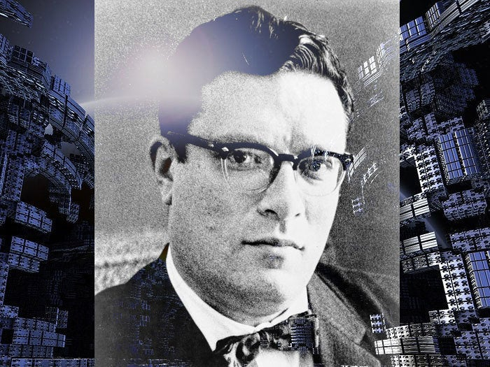 Sci-fi legend Isaac Asimov dies