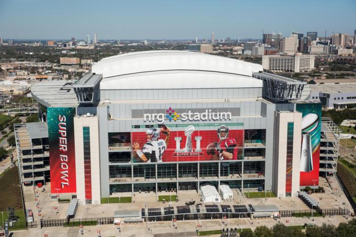 Extreme, NRG Stadium score big with Super Bowl Wi-Fi performance