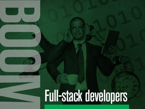 3 full stack developers