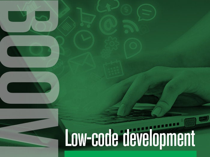 4 low code development