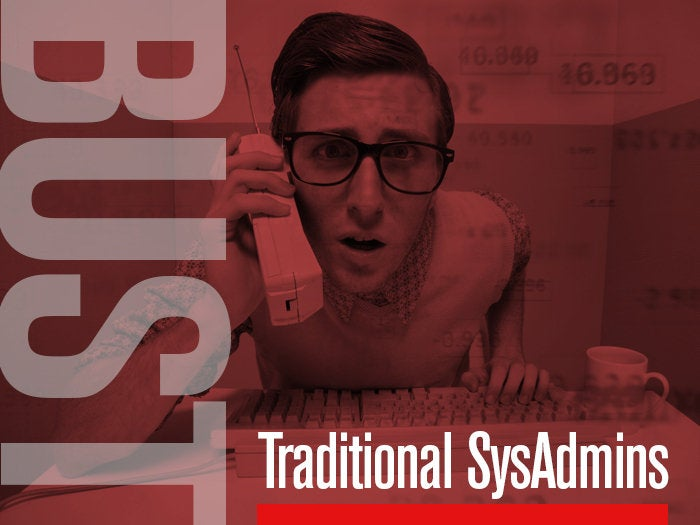 7 traditional sysadmins