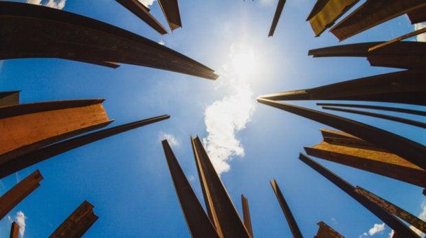 beams sky cloud sun