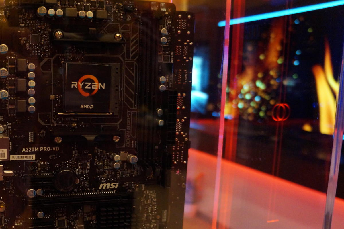 photo image AMD Ryzen motherboards explained: The crucial differences in every AM4 chipset
