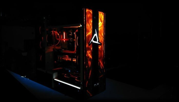 amd ryzen cybertron pc
