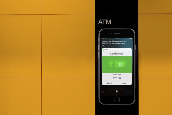 Apple, Siri, Finie, Clinc, Apple Pay, Fintech, banking, challenger banks