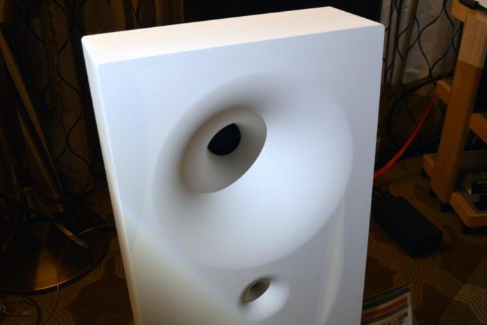 Avantegarde Acoustics Zero TA detail