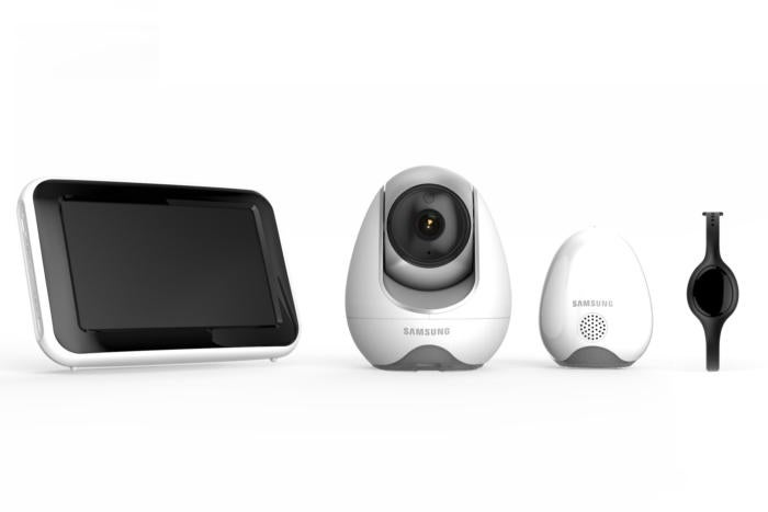 Samsung BabyView monitor