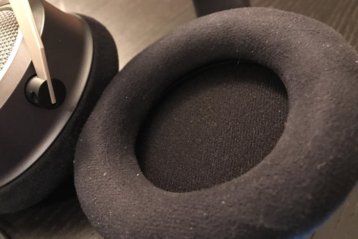beyerdynamic earcup detail