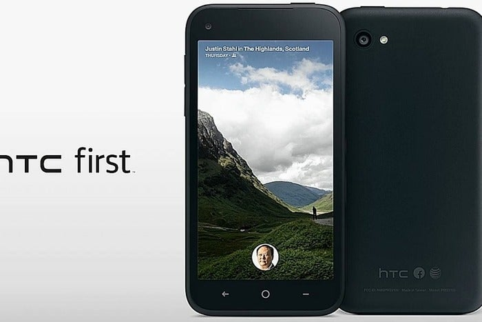 botched launches htc first