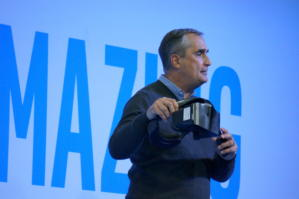 brian krzanich intel project alloy