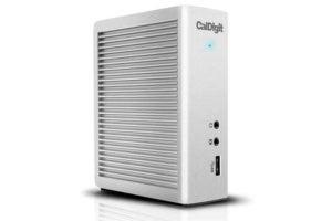 caldigit ts3 front