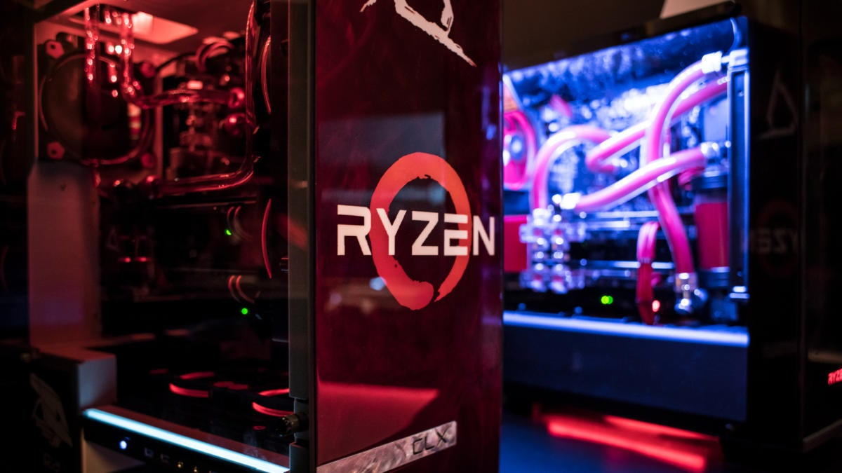 AMD's Ryzen processors will launch before March 3, GDC slip-up reveals