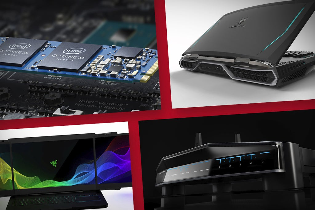 The wild, weird, and powerful PC hardware of CES 2017 | PCWorld