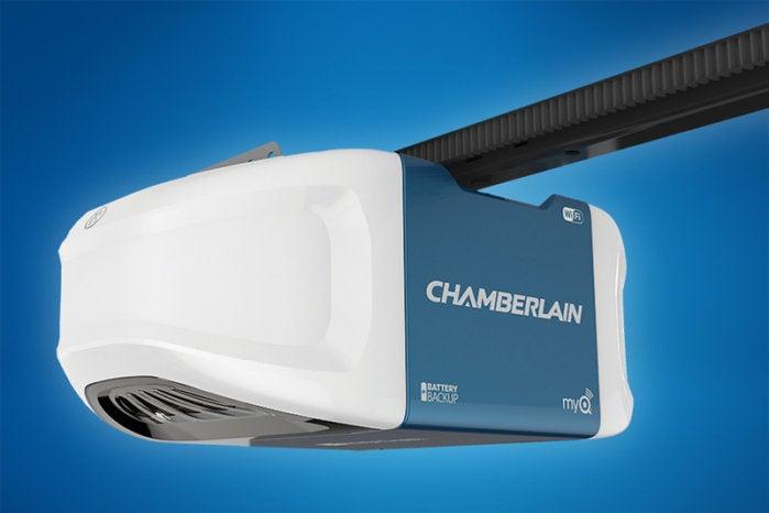 Chamberlain's Smart Garage Door Opener to Get HomeKit Compatibility