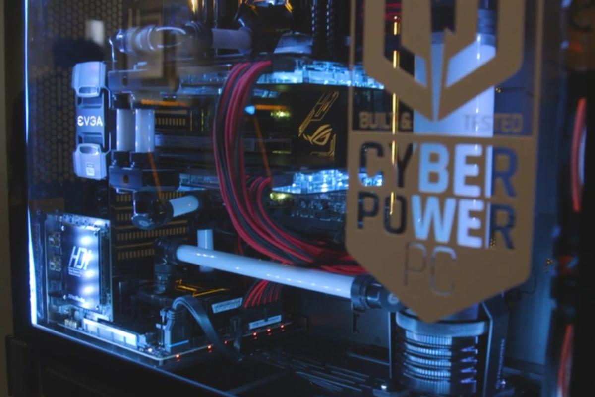 cyberpower pro streamer ces 2017