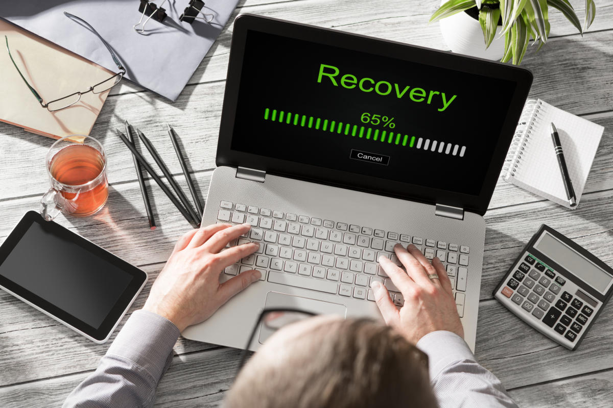data recovery ts