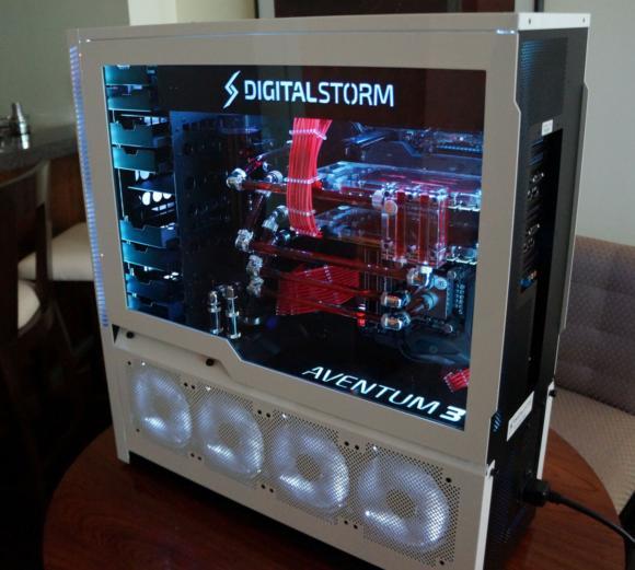 digital storm aventum