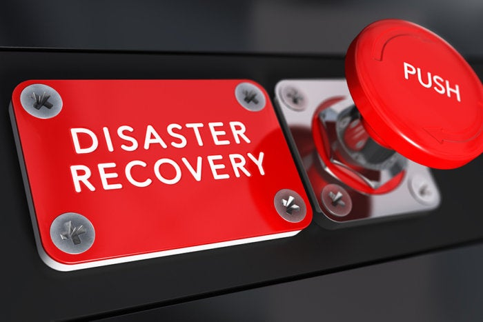 avoiding a data disaster could your business recover from