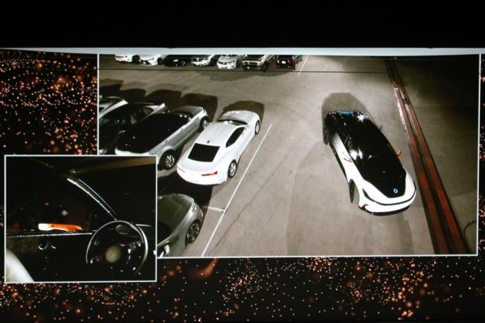 faraday future ff91 self park