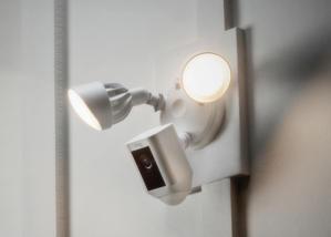 flood light cam