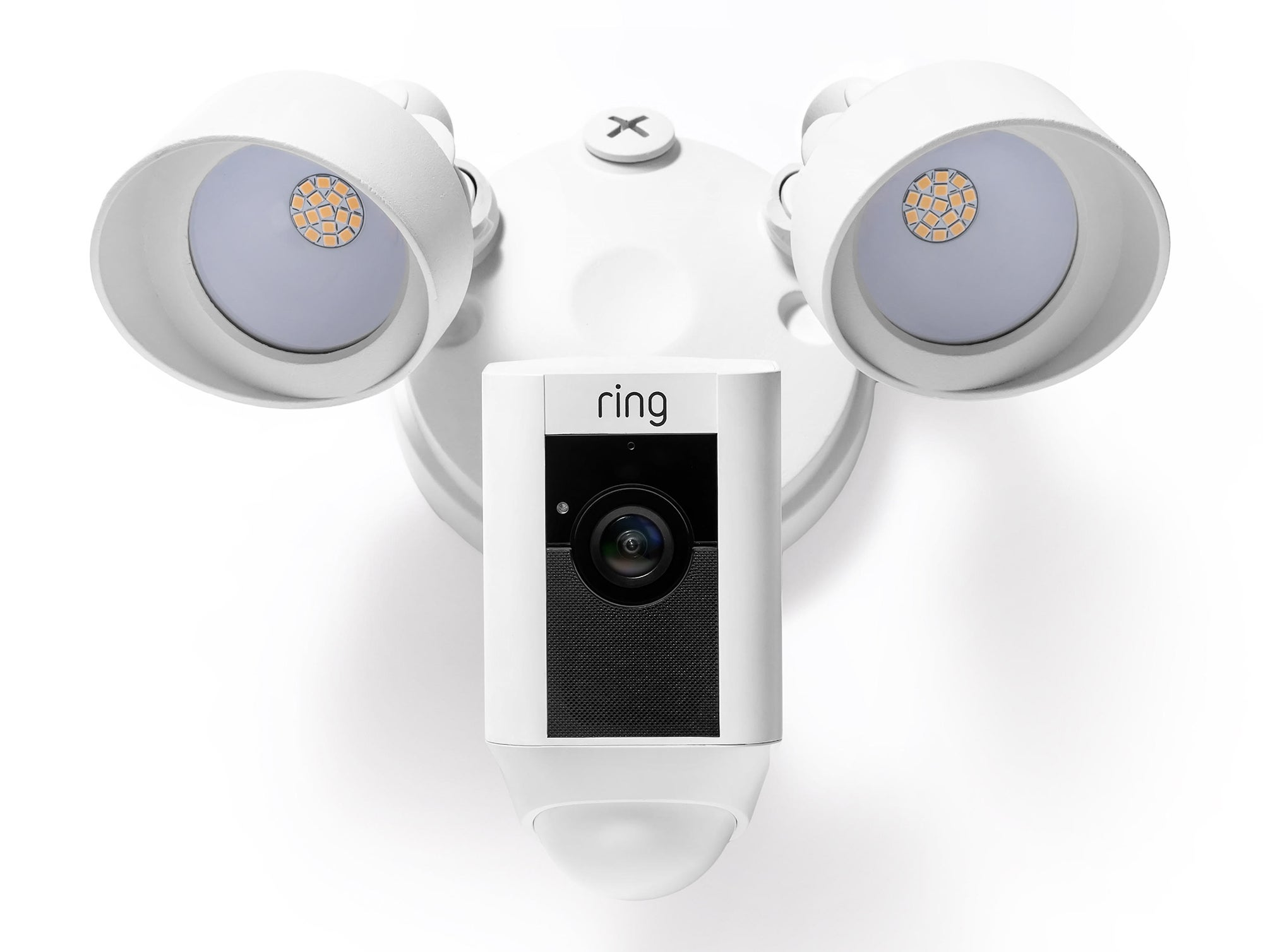 Ring Floodlight Camera (White) $245 + Installation