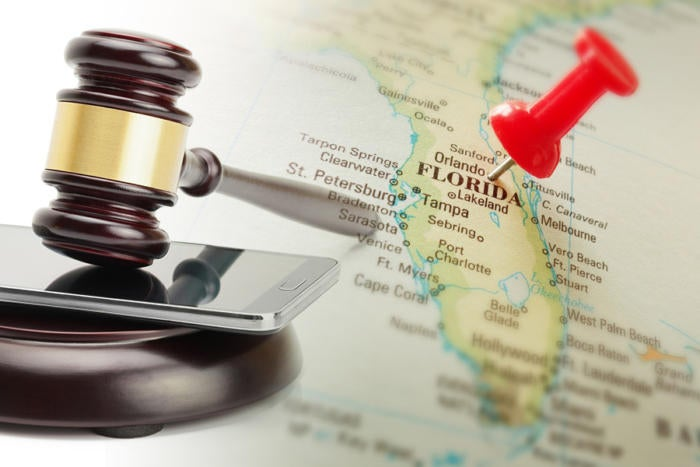 florida smartphone legal