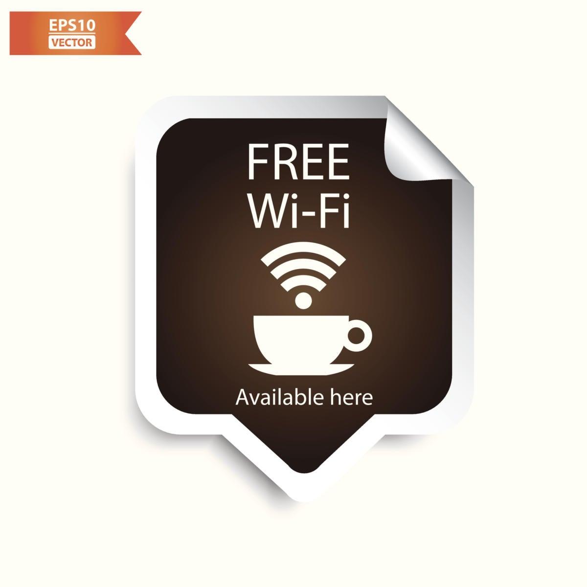 free wi fi coffee ts