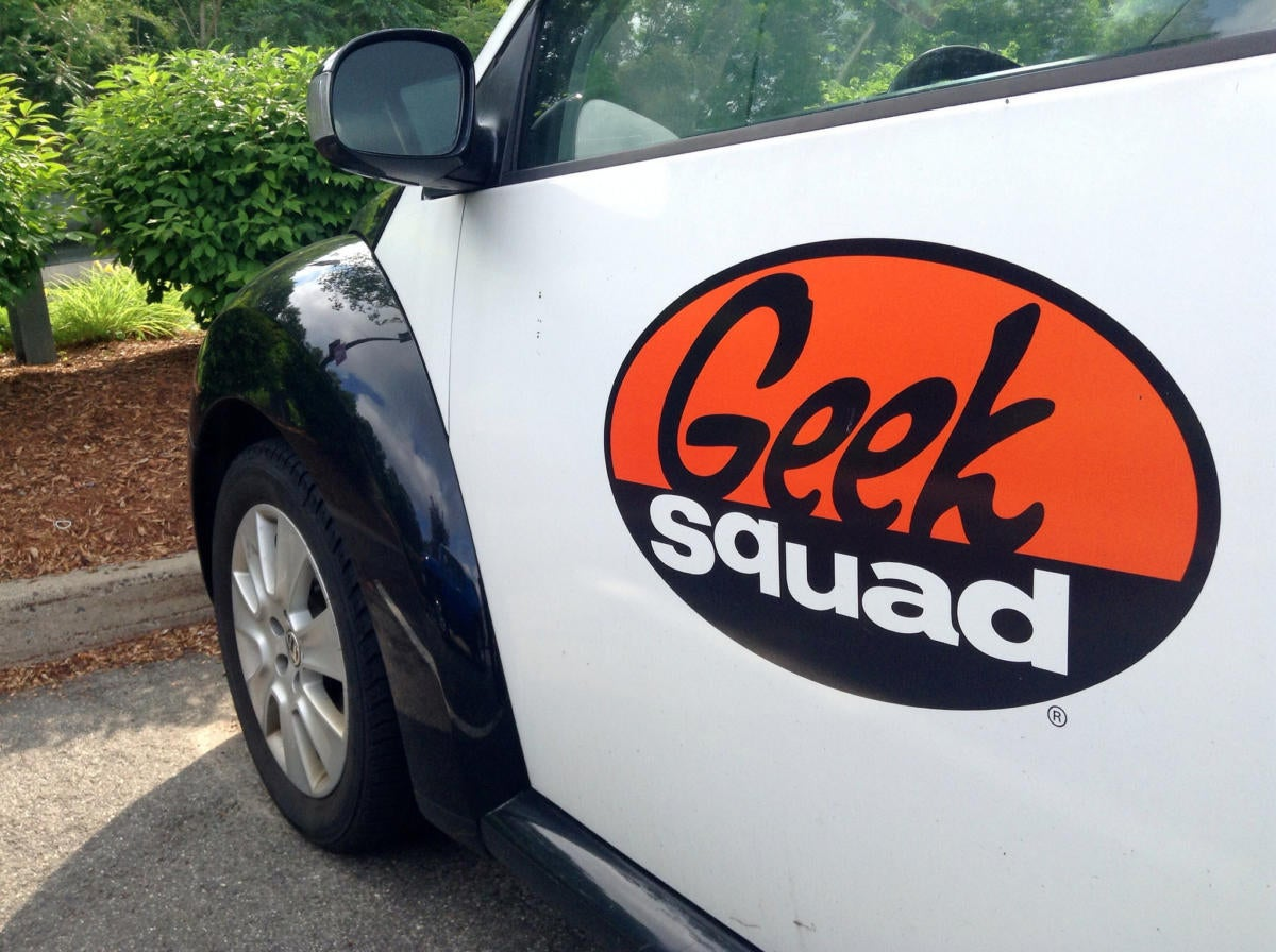 best buy geek squad car