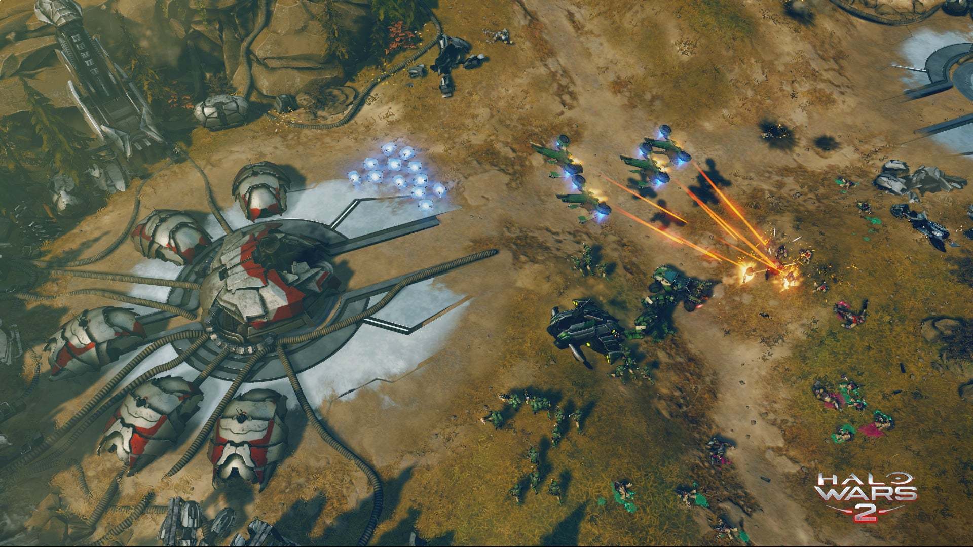 Halo Wars 2 Campaign Preview  Polished  Pretty  But Not As Exciting As Blitz Mode