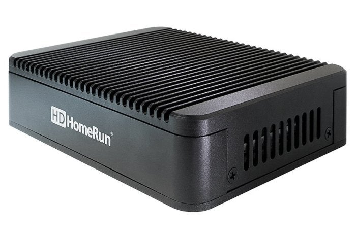 Silicon Dust Builder Of The Hdhomerun Shows New Products