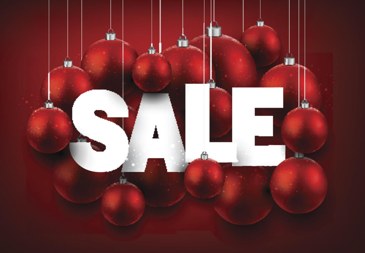 holiday sales ts