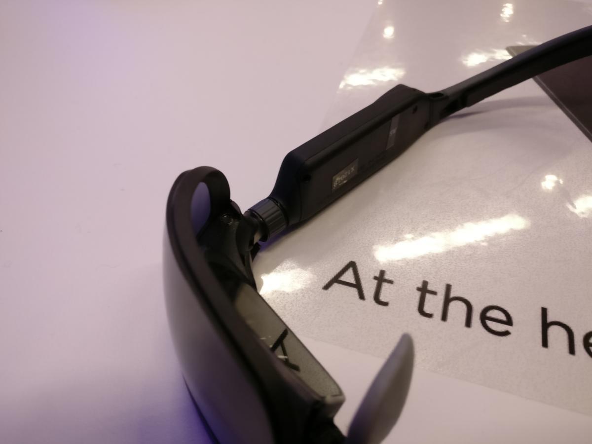 ODG R-8 smart glasses