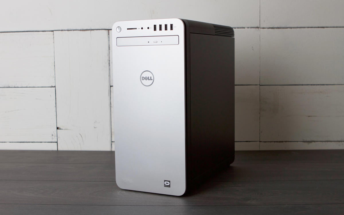 Dell XPS Tower Special Edition review: It's faster than it looks
