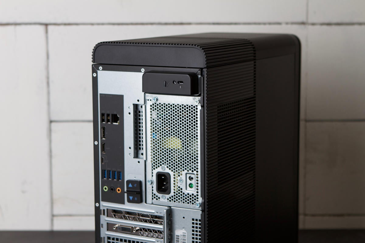 Dell XPS Tower Special Edition (2017) Back View