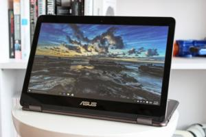 Asus ZenBook Flip (UX360CA-DBM2T) review: A sleek, affordable 2-in-1 for everyday tasks