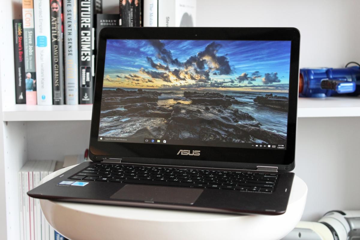 Asus ZenBook Flip Primary 1