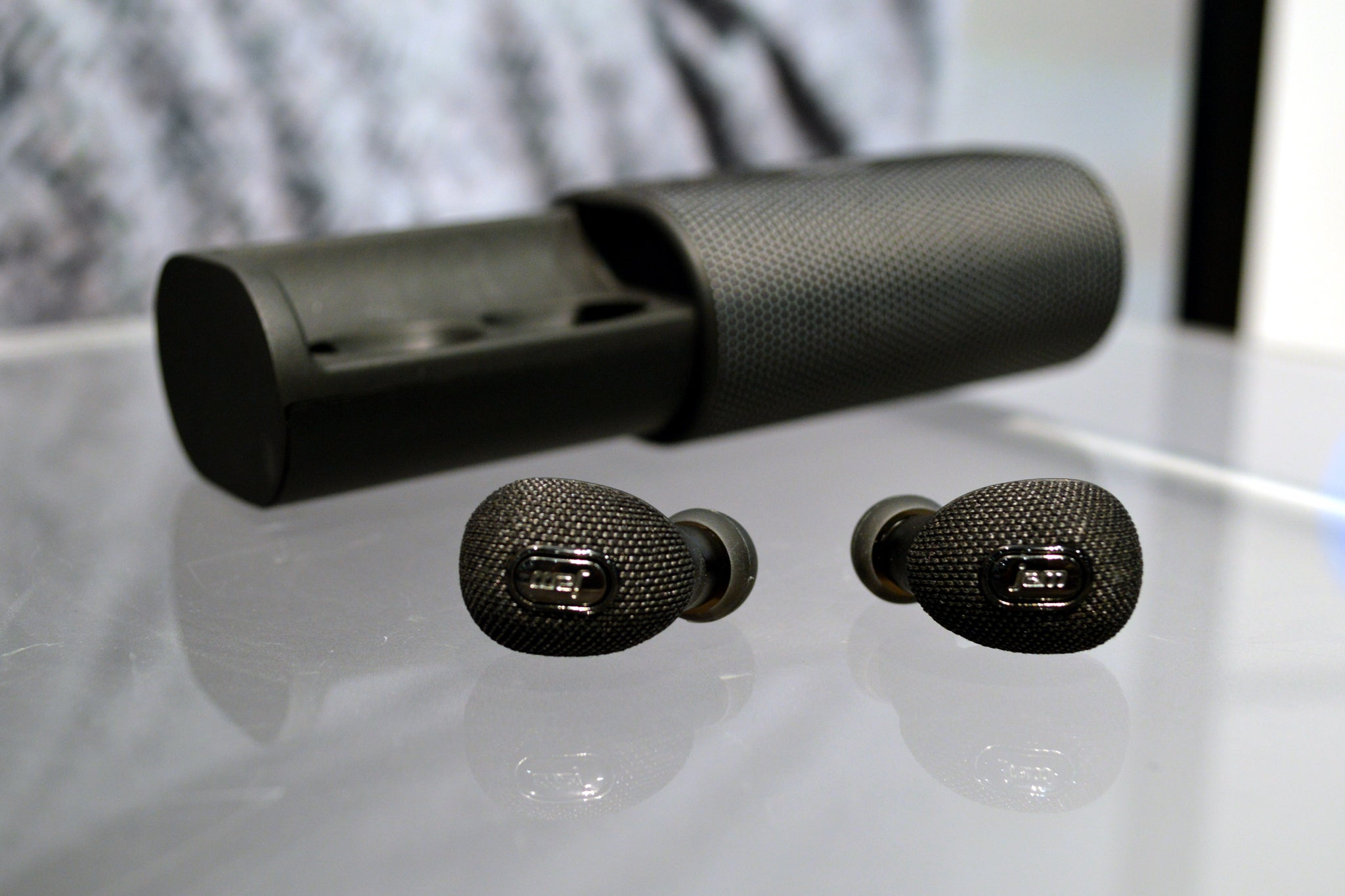 56eccabd21e 15 of the coolest wired and wireless earbuds we saw at CES | TechHive