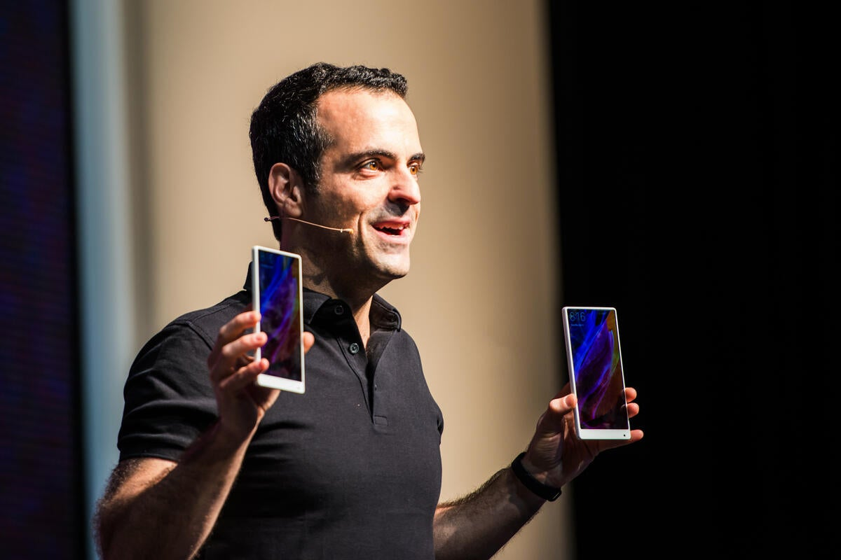 Facebook appoints Xiaomi exec Hugo Barra to head VR business