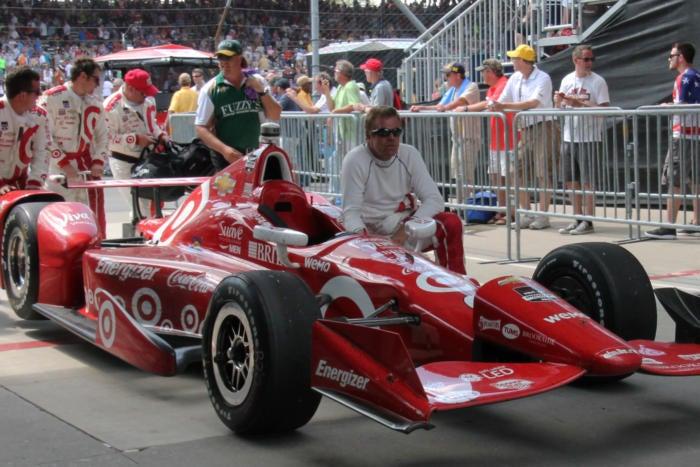Scott Dixon 2015 Indianapolis 500