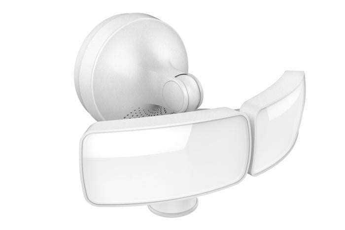 Maximus Security Light Camera in white