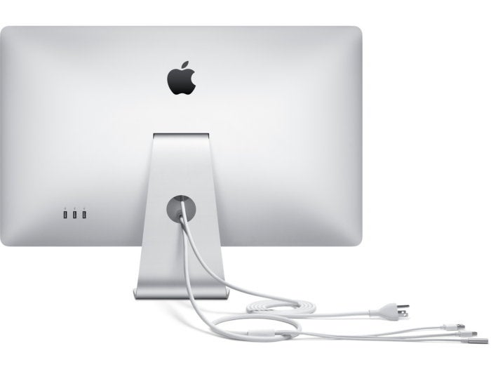 Hook up macbook pro to imac screen