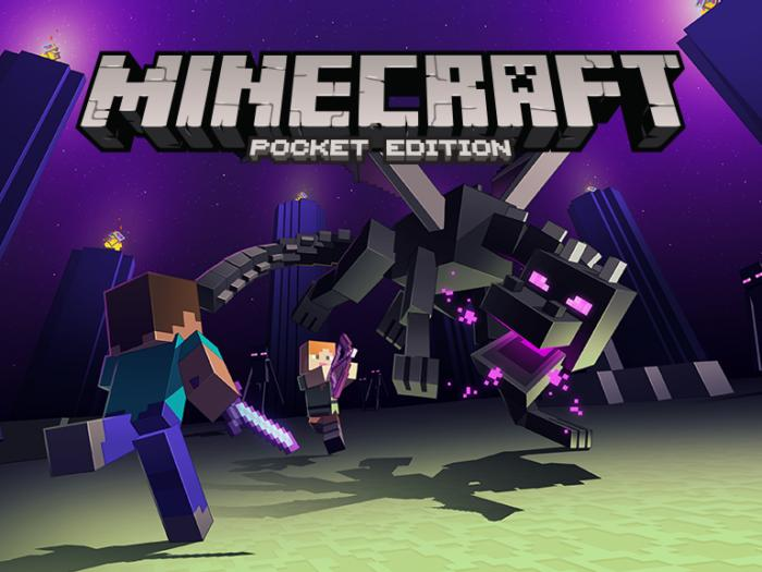 microsoft minecraft pocket edition 2