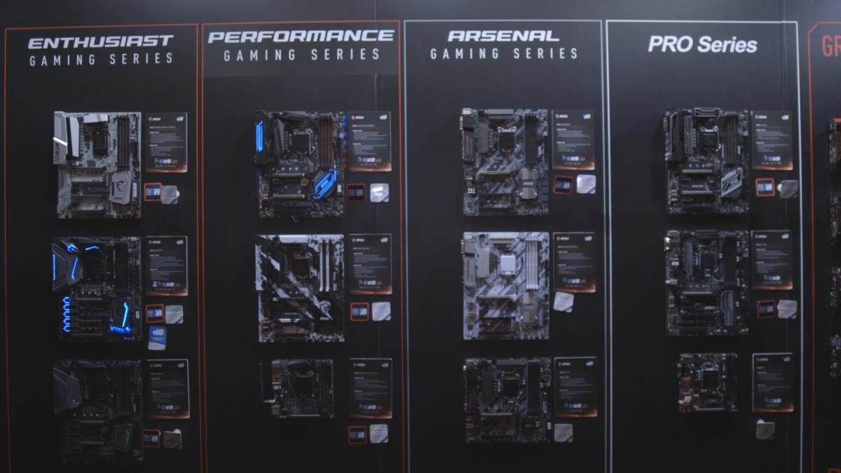 msi kaby lake motherboards