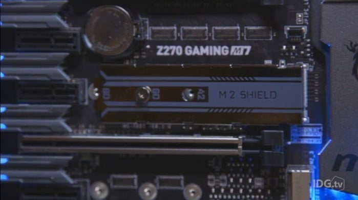 msi m2 shield