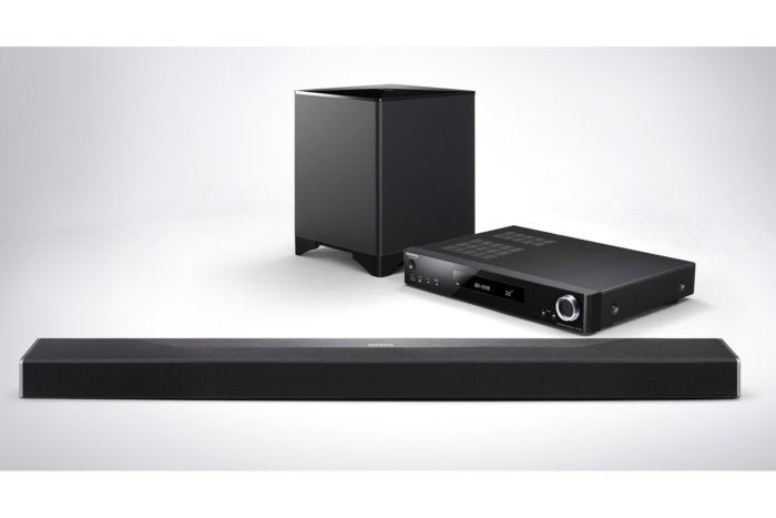 Onkyo's new SBT-A500 network soundbar