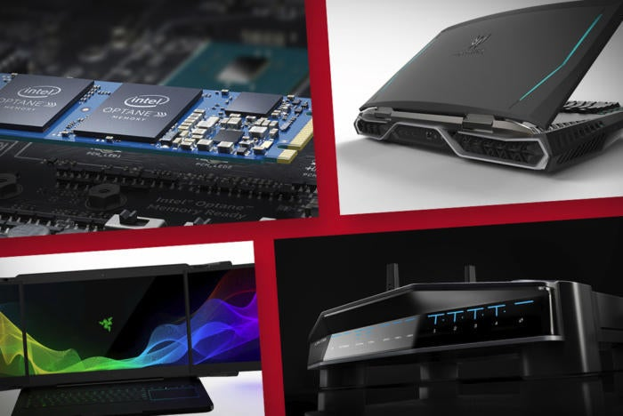 January's powerful new PC hardware: Next-gen chips, wild