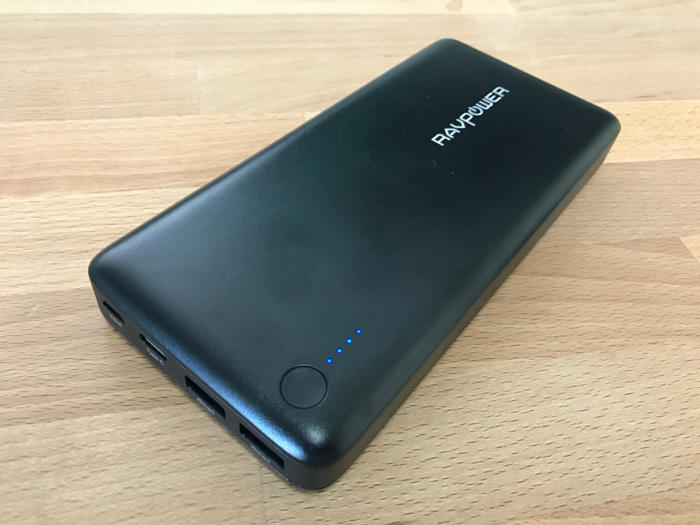 RAVPower Super-C Series 201000mAh review: A new, but not so improved version